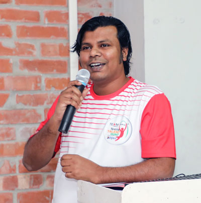 Sanjoy Kumar Saha
