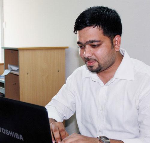 Tushar Kumar Paul